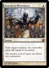 Swords to Plowshares (MR) (Foil)