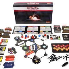 Traveller Ascension - Imperial Warrant, Base Game