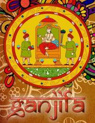 Ganjifa - Traditional Indian Playing Cards