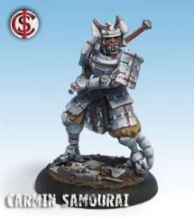 Carmine Samurai
