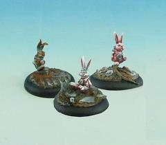 Mission Objectives - Trapped Rabbits