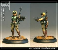 Irina - Mercenary