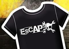 T-Shirt - Escape (XL)