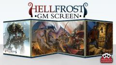 Hellfrost GM Screen & Journeys
