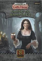 Leagues of Gothic Horror - Guide to Vampires