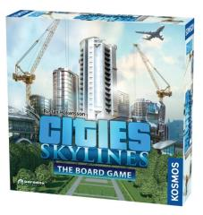 Cities Skylines - The Board Game