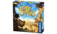 Lost Cities Card Game w/6th Expedition