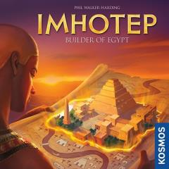 Imhotep - Builder of Egypt