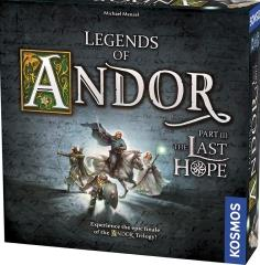 Legends of Andor Part III - The Last Hope