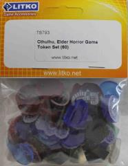 Cthulhu, Elder Horror Game - Token Set
