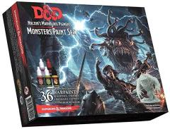 Dungeons & Dragons Nolzur's Marvelous Pigments - Monster Paint Set
