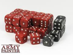 Wargaming Dice - Red (36)