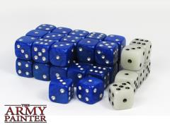 Wargaming Dice - Blue (36)