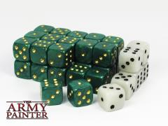 Wargaming Dice - Green (36)