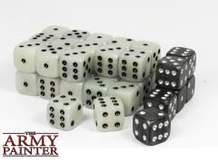 Wargaming Dice - White (36)