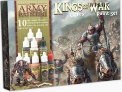 Kings of War - Ogres Paint Set