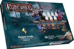 Runewars - Daqan Lords Paint Set