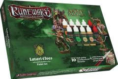 Runewars - Latari Elves Paint Set