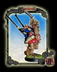 Hachiman Masadoko - Bushido Dragonrider