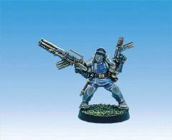 Bauhaus Blitzer Sergeant