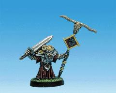 Dwarf Horned Ones Standard Bearer