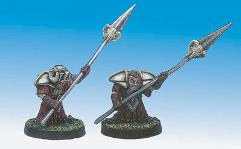 Dwarf Horned Ones Spearmen #1