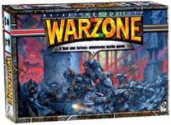 Warzone (2nd Edition) (French Edition)