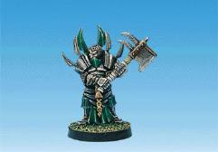 Elf Axeman Leader