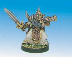 Devout Swordsman Musician