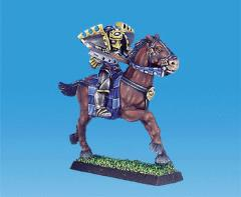 Firstborn Mounted Axeman