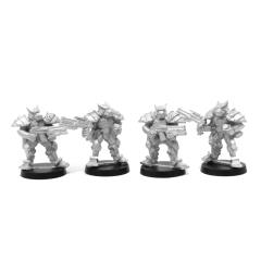 Dragoons - Wolf Heads