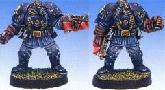 Cybertronic Shock Troops