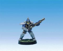 Bauhaus Hussar Sergeant #1