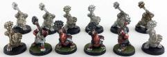 Vulture Mallet Warriors #1