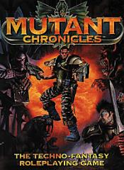 Mutant Chronicles (1st Edition)