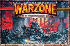 Warzone (2nd Edition) w/Painted Figures #2