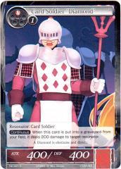 "Card Soldier ""Diamond"" (C)"