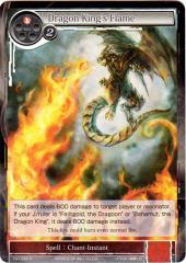 Dragon King's Flame (R) (Foil)