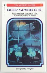 Deep Space D-6 (Reprint Edition)