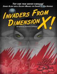 Invaders From Dimension X!