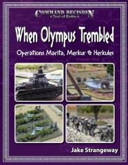 When Olympus Trembled - Operations Marita, Merkur & Herkules