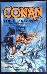 Conan the Fearless (Oversized)