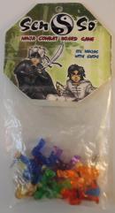 Six Ninjas w/Chips