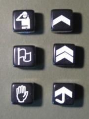 Command Cubes (100)