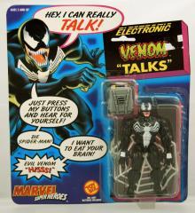 Electronic Venom Talks