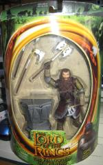 Gimli w/Battle Axe Swinging Action