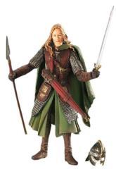 Eowyn in Armor