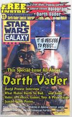 "#11 ""All About Darth Vader Special Issue"""