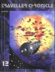 "#12 ""Psionic Time Travel, MegaTraveller Adventure"""