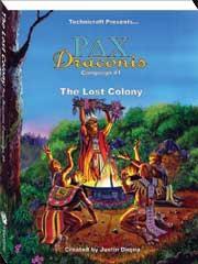 Campaign #1 - The Lost Colony